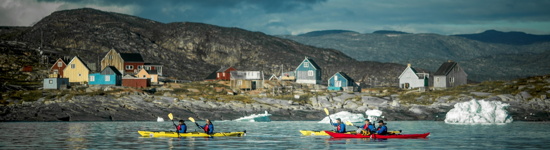 Your local travel agency in Greenland