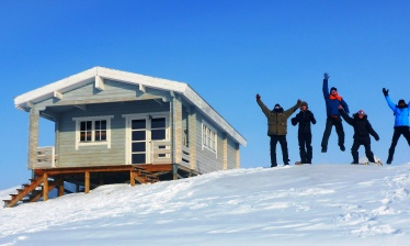 Winter Multi Activities in Greenland