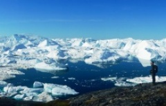 Hiking in Greenland the kingdom of ice